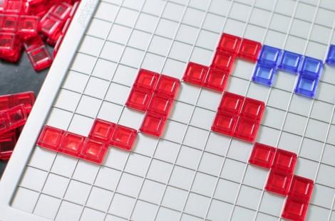 智力棋 - Blokus